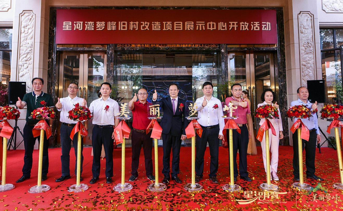 星河湾成为高质量城市更新头部房企-中国网地产