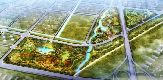 城南新地标植物园即将开放!比肩双清湾公园!-中国网地产