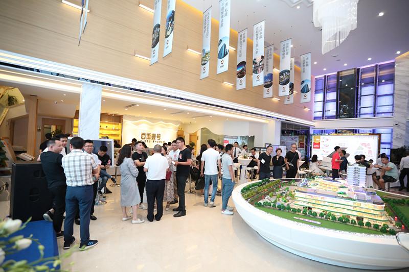 """为""""休闲之都""""消费提档升级 成都稀有TOD+BRD商业物业亮相城西-中国网地产"""