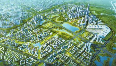 成都天府中央商务区引擎开启 30家企业协议投资额达1110亿元-中国网地产
