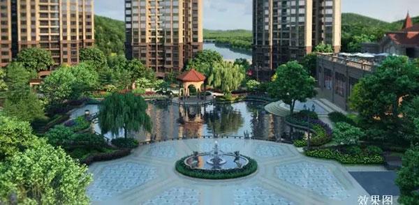 贵阳恒大南明御府河湖双景高层 美好生活新归处-中国网地产