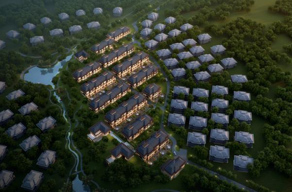 青龙湖进入快速发展通道 城市山水别墅再现燕西华府-中国网地产
