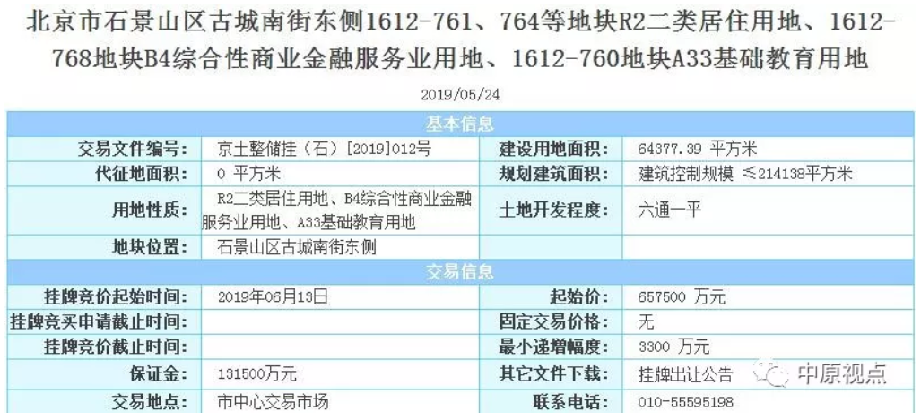 《亚博》今年上半年北京土地市场共拍出33宗经营用地 宅地总成交额868.65亿元 -市场-首页-中国网地产