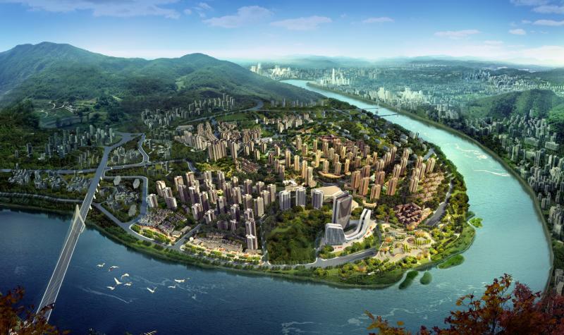 市民問詢融匯半島卡通公園何時開建-中國網地産