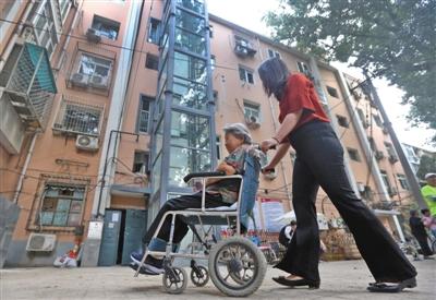 《亚博》住建部:鼓励老小区装电梯配建停车场-市场-首页-中国网地产