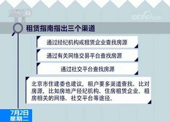 年中房租市场调查:5月北京房租均价同比下跌1.2%-中国网地产