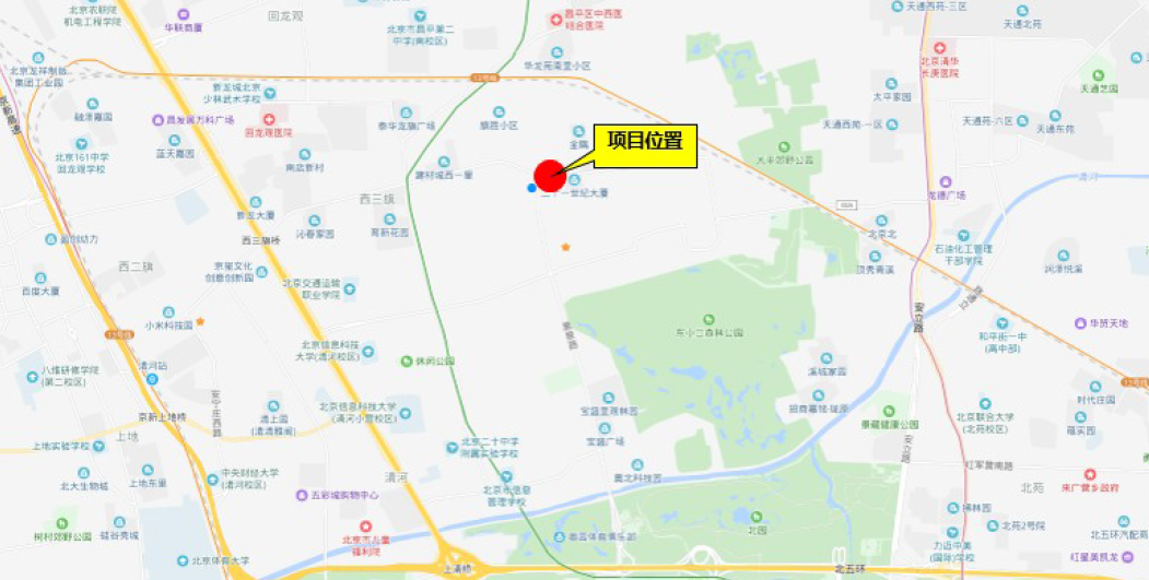 100%自持 华润10.37亿元抄底北京西三旗商服用地-中国网地产