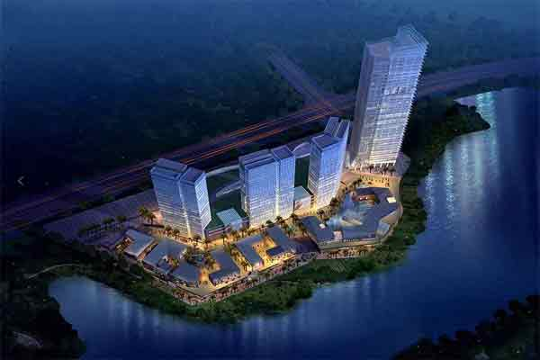 中铁阅山湖127-152㎡宽景高层 均价12500元/平米-中国网地产