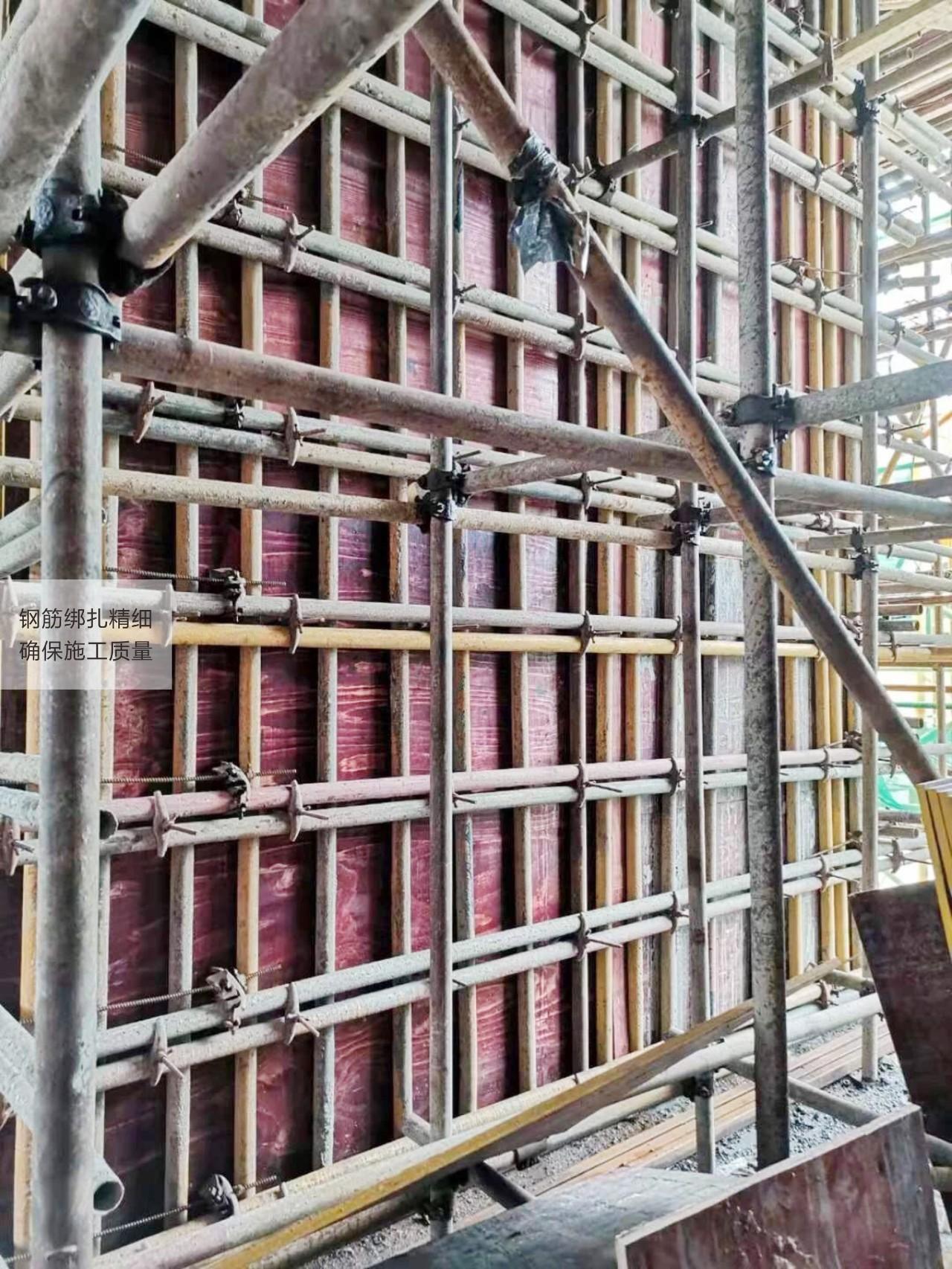 遵义吾悦广场 | 安全施工 严苛筑房 精细管理 我们在行动 -中国网地产