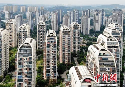 中国商品房销售面积连续6个月同比负增长 -中国网地产