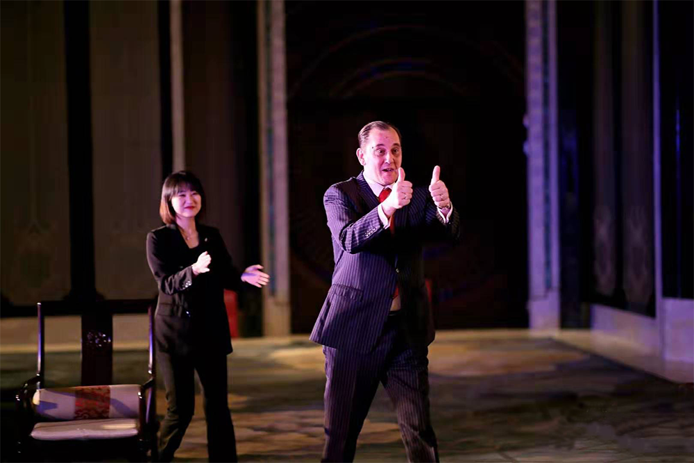 成都万达瑞华酒店总经理罗伯特·斯托奇诺先生到任-中国网地产