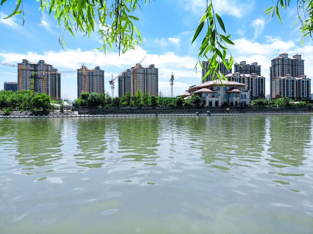 """半岛名邸二期  """"地铁之上""""的河畔府邸-中国网地产"""