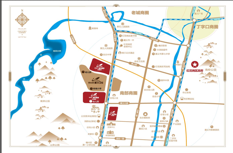 碧桂园·城央壹品:精工筑造遵义南部品质人居典范-中国网地产