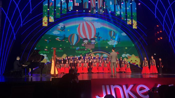 童聲築夢  金科集美杯首屆兒童合唱節唱響重慶大劇院-中國網地産