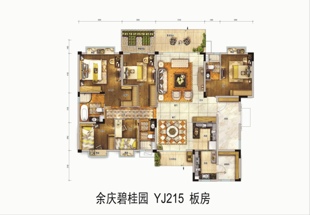 阳光住宅智慧社区 余庆碧桂园临街商业同步发售-中国网地产