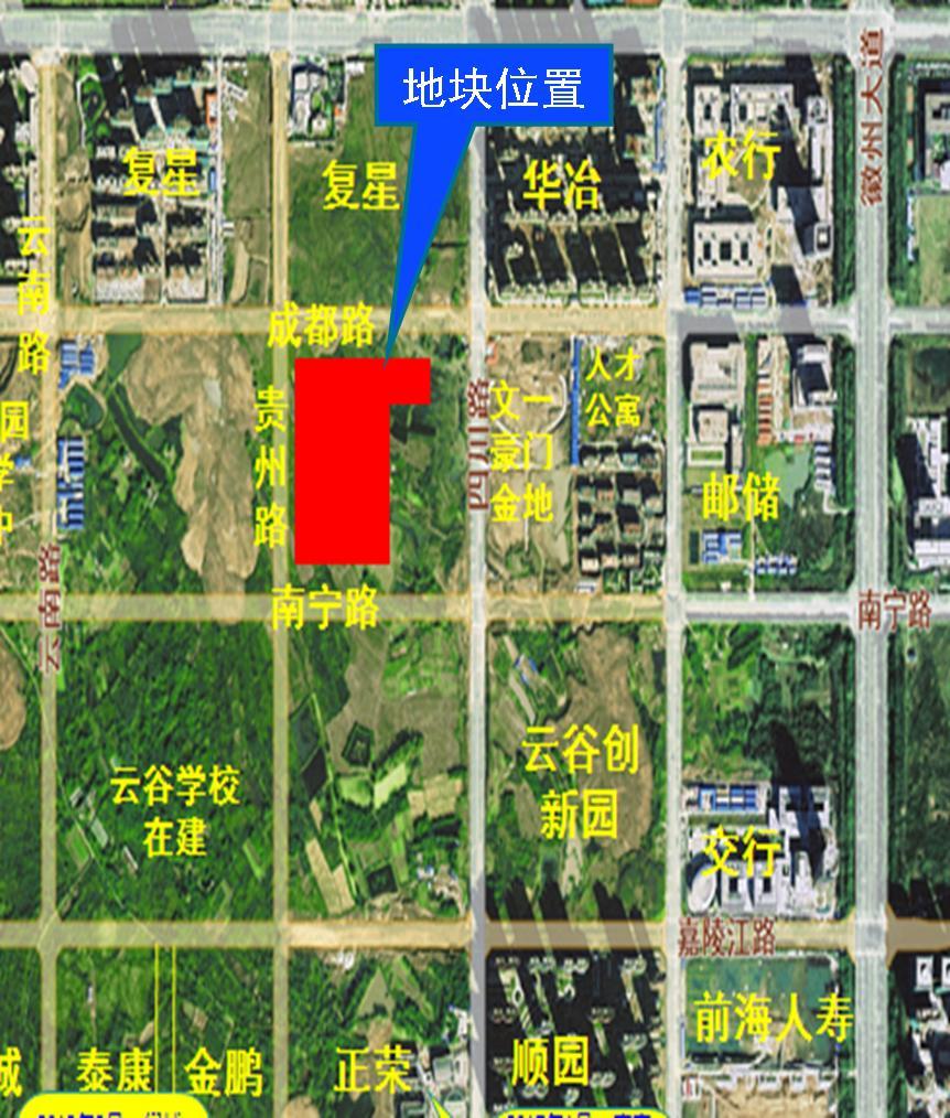 华润夺滨湖区BH2019-08号地块!尽价205906.99 万元-中国网地产