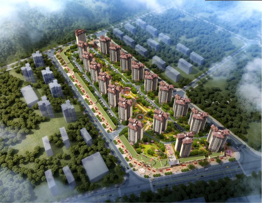 碧桂园·新蒲1号 围合园林诗意人居-中国网地产