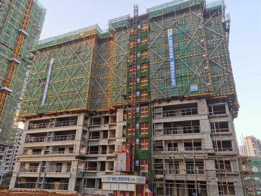金科遵义 一季一夏 一景一家 工程进度八月最新动态-中国网地产