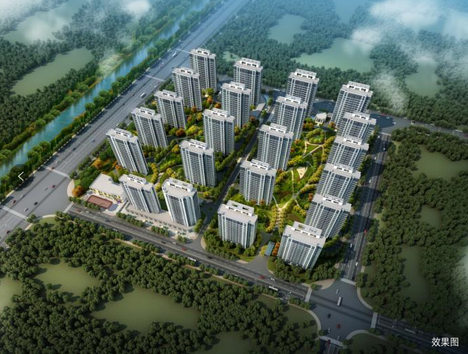 石家庄融创城  归心社区  美好生活-中国网地产