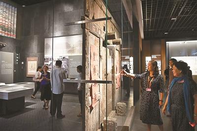 三大展览再现北京七十年城市变迁-中国网地产