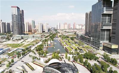佛山將打造一批千畝級産業園區-中國網地産