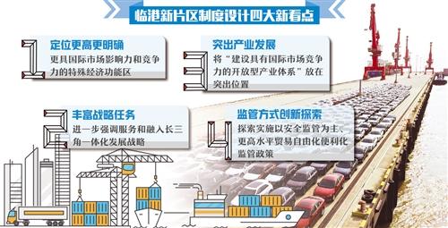 上海自贸区新片区起航-中国网地产