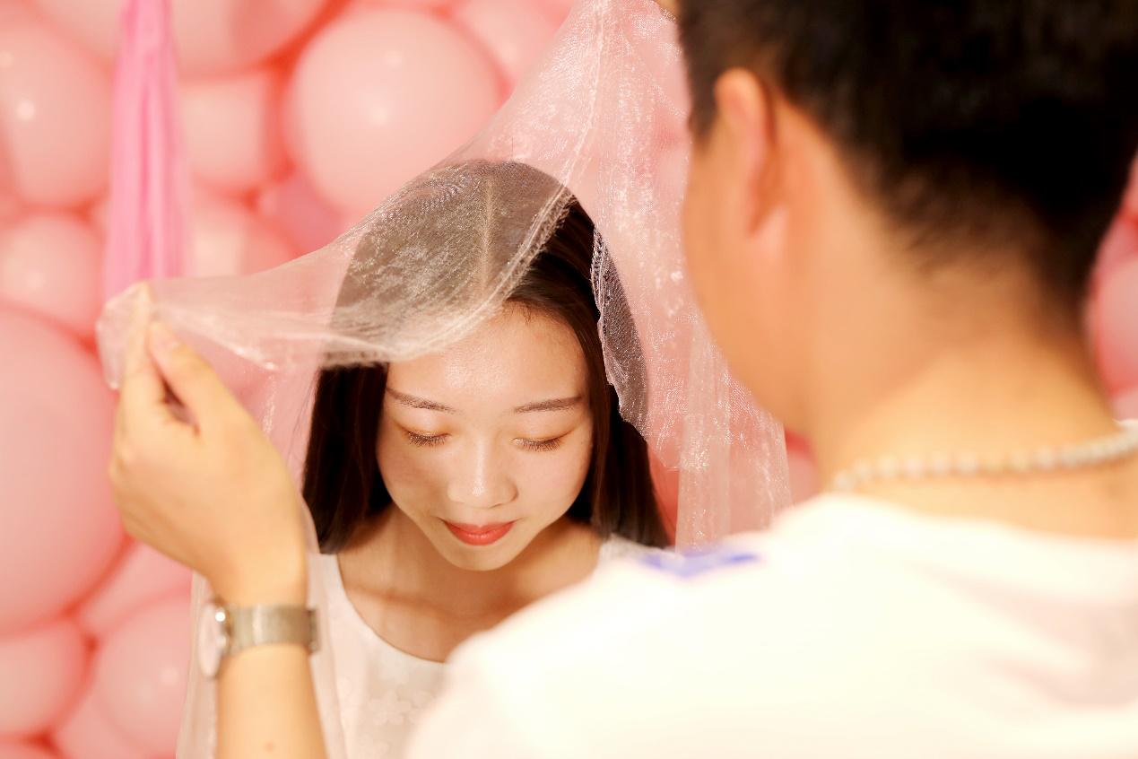 永清·融创城  甜蜜告白气球 七夕为爱发声-中国网地产