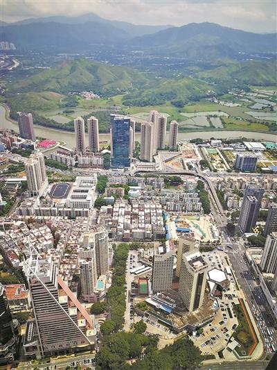 深圳罗湖区发布木头龙片区零星房屋征收提示 项目征收范围已确定 -中国网地产