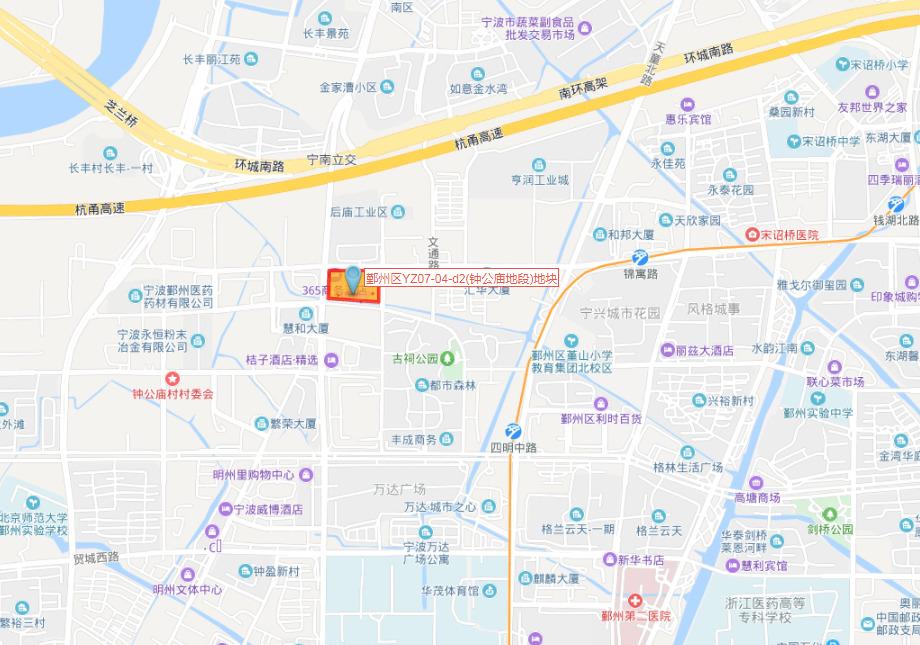 宁波一宗16046�O宅地出让 成交价7.65亿元-中国网地产