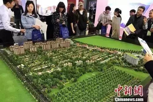 """楼市继续""""退烧""""!二手房连续2个月多达20城下跌 -中国网地产"""