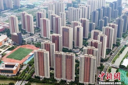 《亚博》中国70个城市新房价格涨幅继续回落-市场-首页-中国网地产