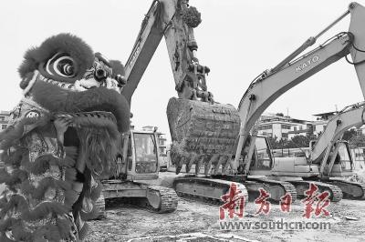 广州逾250个城市更新项目激活社会资本 房企抢滩广州旧改盛宴-中国网地产