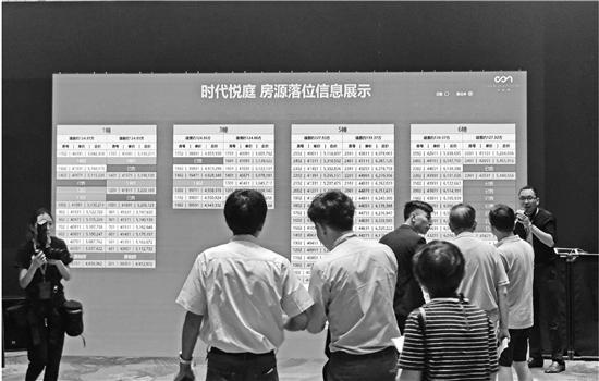 大跌眼鏡,杭州熱門板塊樓盤不用搶 -中國網地産