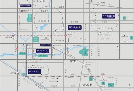 石家庄融创城  归心美好家-中国网地产