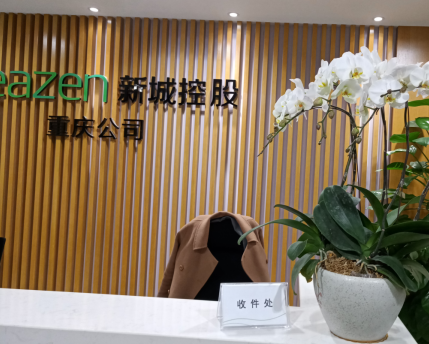 新城重慶上半年銷售完成33億元-中國網地産