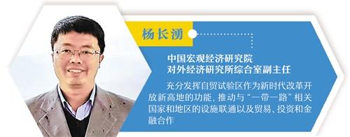 """看自贸区""""新雁阵""""如何展翅高飞-中国网地产"""