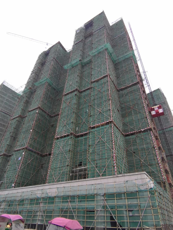 封顶大吉|高铁南城项目工程已全部封顶 即将进入下一个新的里程碑-中国网地产