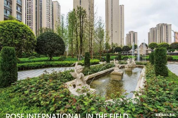 实地·君兰国际  极致园林盛景 住在公园里的体验感-中国网地产