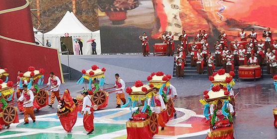 直击第五届石家庄市旅发大会:陉山起舞酬盛世 绵水欢歌谢佳宾-中国网地产