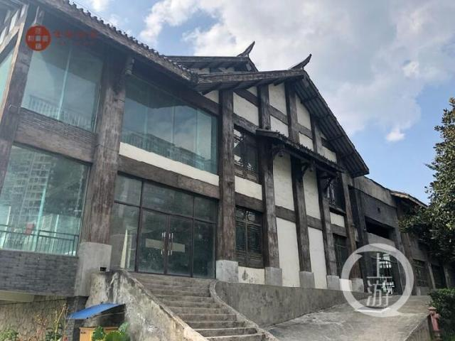 開發商破産,巴南區一濱江商業體4.54億元起拍-中國網地産