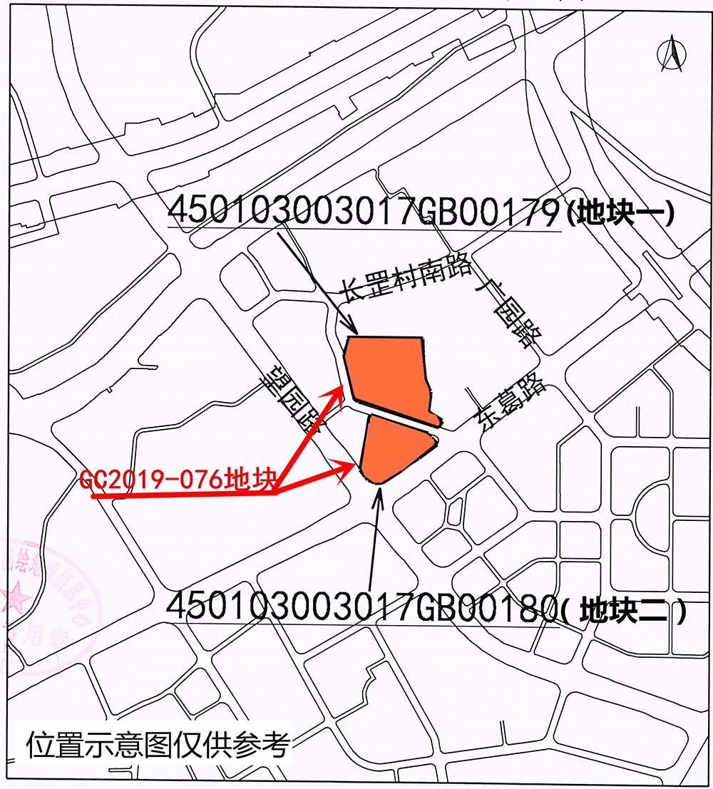 龍光地産底價8.75億元摘得廣西南寧2宗商住用地-中國網地産