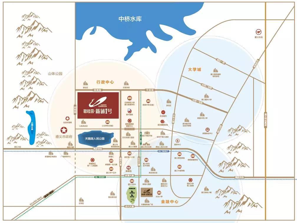 碧桂园·新蒲1号  天鹅湖畔  市政府旁  伴城书香-中国网地产