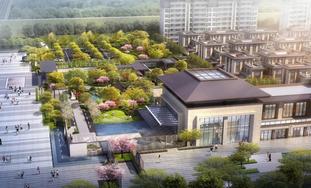遵商·梦想小镇开启遵义商务花园式办公时代-中国网地产