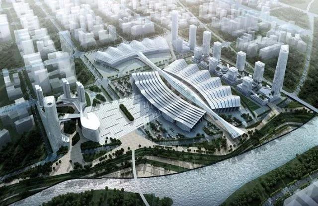 遵商·梦想小镇 城南板块强势崛起 遵义进入会展新纪元-中国网地产