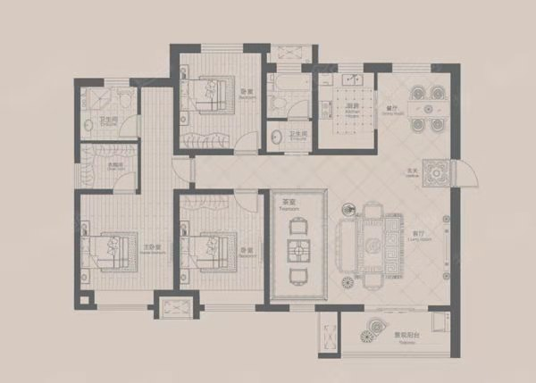 瀚林甲第 | 新中式建筑,当代国士的美学居住-中国网地产