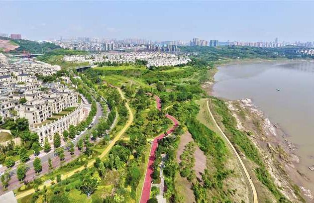 两江新区金海湾公园群明年全面建成-中国网地产
