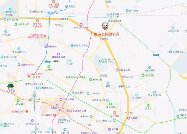 """给成都人量身打造的科技住宅,会比""""天猫精灵""""更体贴吗-中国网地产"""