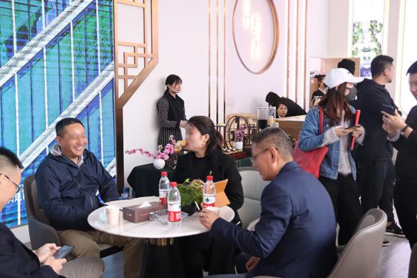 【房交会现场】中建·锦阅:传世大宅 宽境礼阅-中国网地产