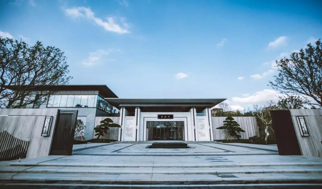 中国铁建·西派府:探寻遵义最美艺术中心  于细微处传递意境之美-中国网地产