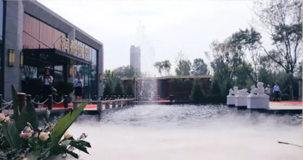 润都御园 |一河六院,打造现代中式院居-中国网地产